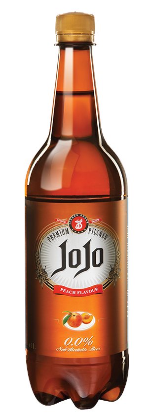 آبجو طعم هلو قوطی 330 میلی لیتر
