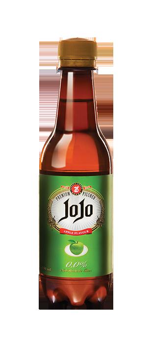 آبجو طعم سیب بطری 330 میلی لیتر
