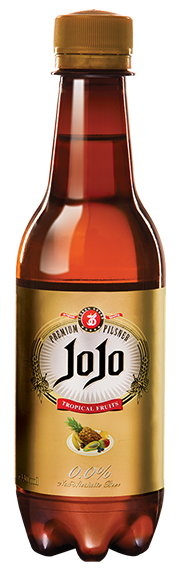 آبجو طعم استوایی قوطی 330 میلی لیتر