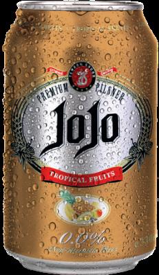 آبجو طعم استوایی بطری 330 میلی لیتر